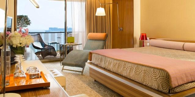 Le Grand Hôtel Cannes *****   Chambre Prestige