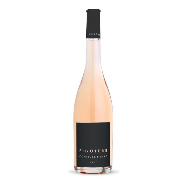 Figuière・Confidentielle・Côtes de Provence・Rosé 2017 - www.epicuriendusud.com