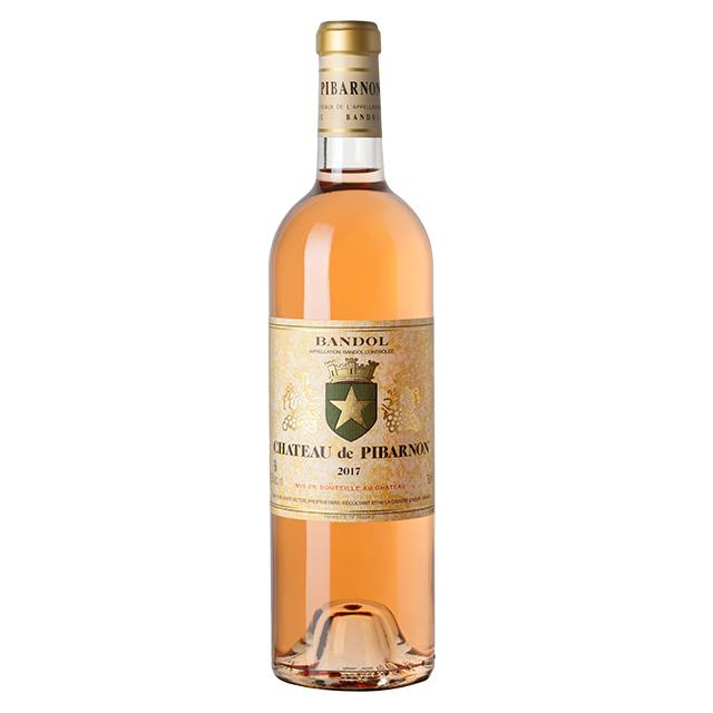 Château Pibarnon・Bandol・Rosé 2017 - www.epicuriendusud.com