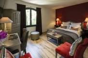 Hostellerie des Gorges de Pennafort・Callas (83) - Chambre d'hôtel