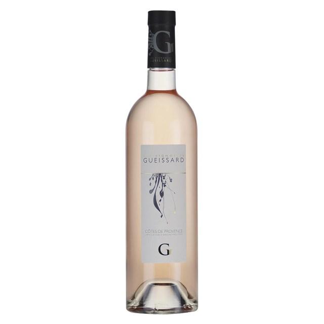 Vignobles Gueissard・Cuvée G・Côtes de Provence・Rosé 2018 - www.epicuriendusud.com