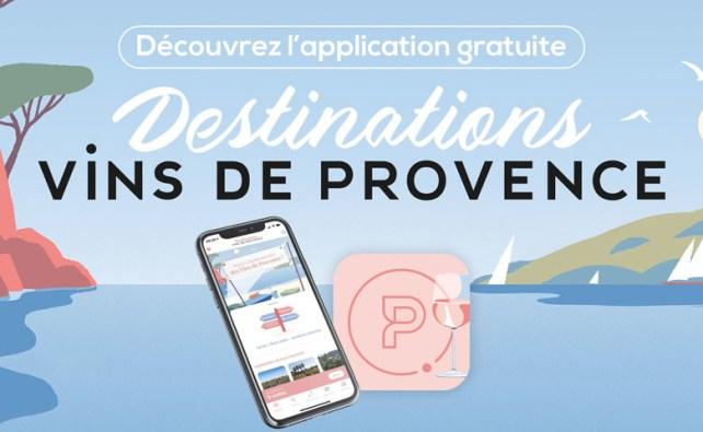 « Destinations Vins de Provence », l'application mobile pour visiter le vignoble de Provence ! - www.epicuriendusud.com
