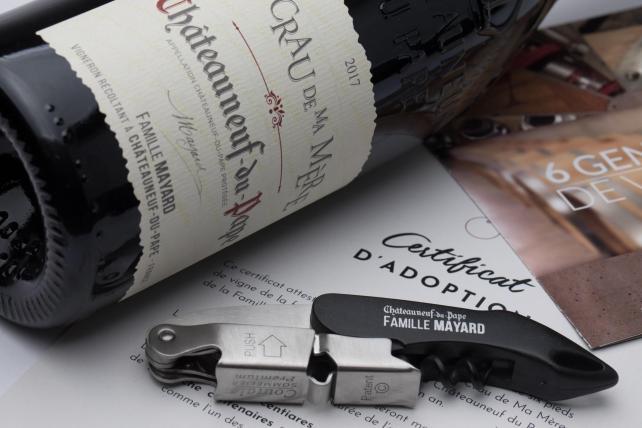 Pour Noël, adoptez un pied de vigne ! www.epicuriendusud.com