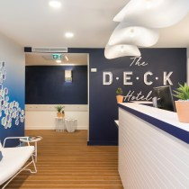 The DECK Hotel by Happy Culture - Réception