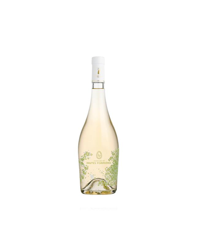 Domaine de Hautes-Pommières. AOC Côtes de Provence. Cuvée Vernalis. Blanc 2020 (AB)