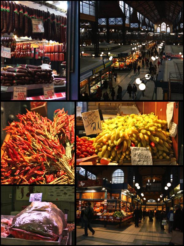 marché budapest