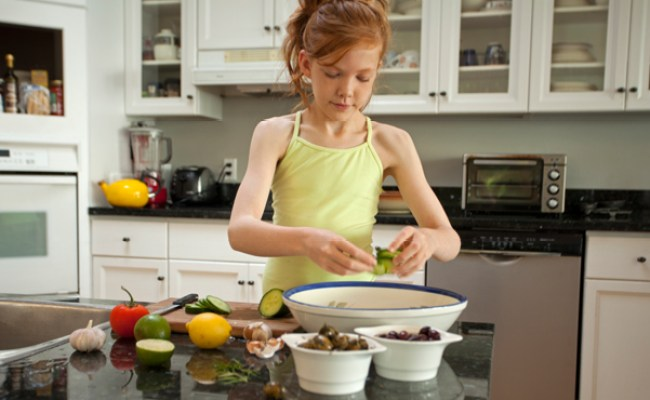 Tweens In The Kitchen Cooking With Your Big Kid