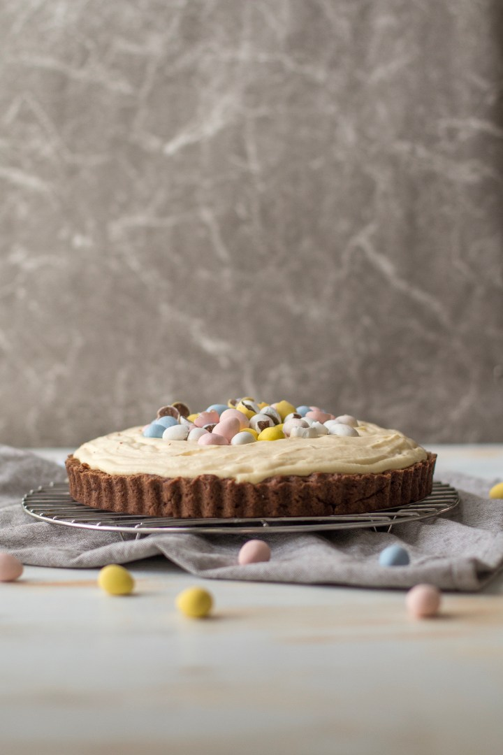 A French Mousse Tart