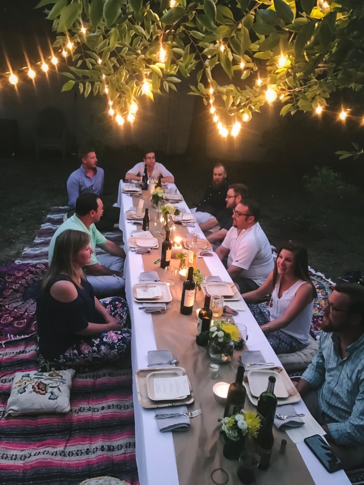 Wow Your Guests With A Summer Dinner Party