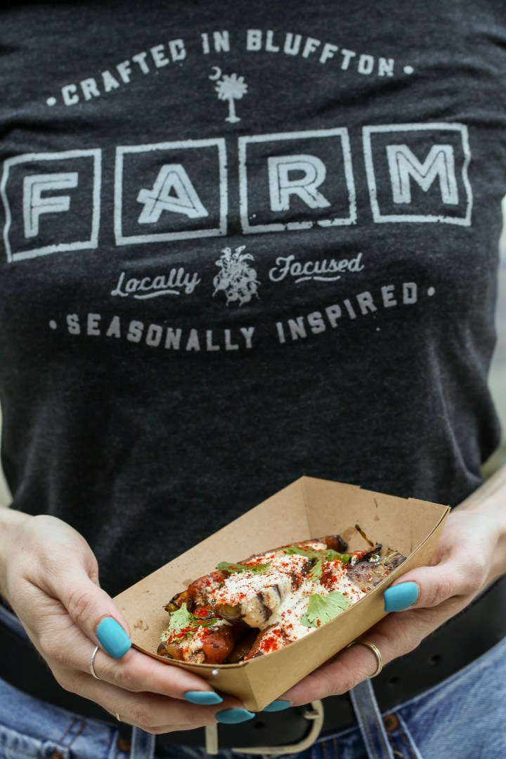 Savannah's First Farm to Truck Food Truck: Strangebird