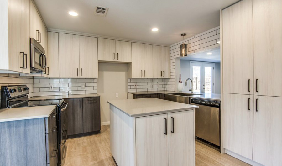 kitchen remodel dallas ready to assemble cabinets epic wood work remodeling portfolio modern counters