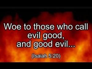 Isaiah 5:20