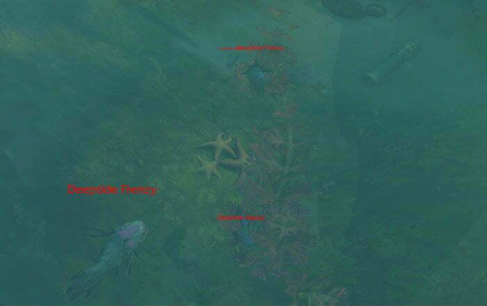 Moist Fillet Farm Spot 1 - Nazjatar - Deeptide Frenzy