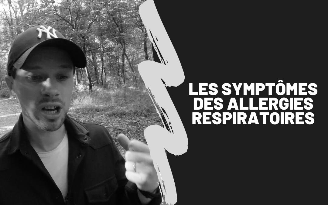 Les Symptômes Des Allergies Respiratoires
