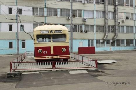 zajezdnia trolejbusów