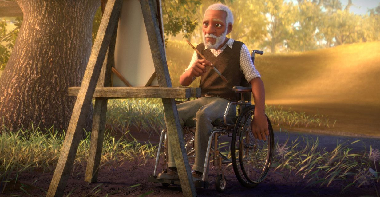 Art for all ages in Netflix's 'Canvas'