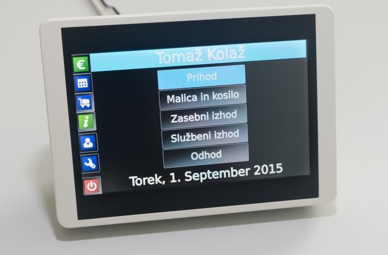 Mali TIK2 terminal