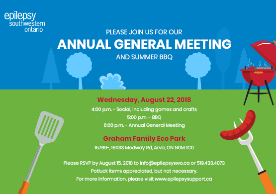 Annual General Meeting and Summer BBQ