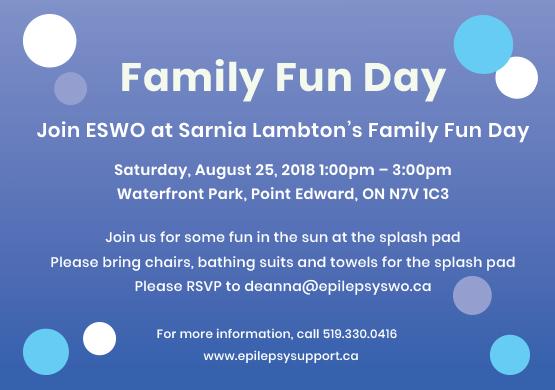 Sarnia Lambton's Family Fun Day