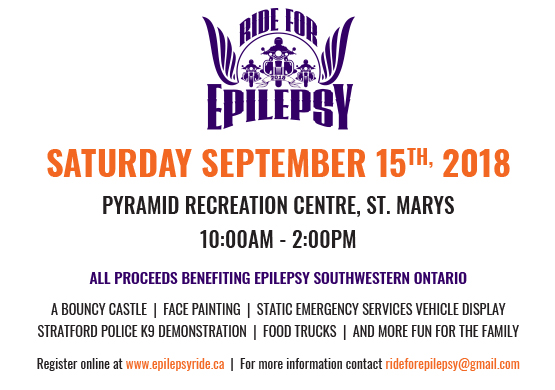 Ride for Epilepsy