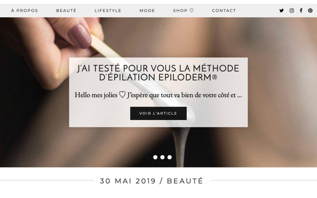 ACTUALITES / VU SUR HELLOCOTON.FR / MAI 2019