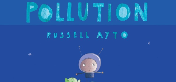 An Earth-Bot's Solution to Plastic Pollution by Russell Ayto