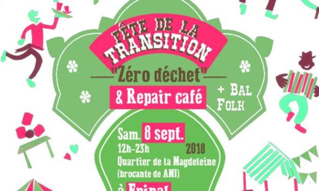 Fête de la Transition 2018