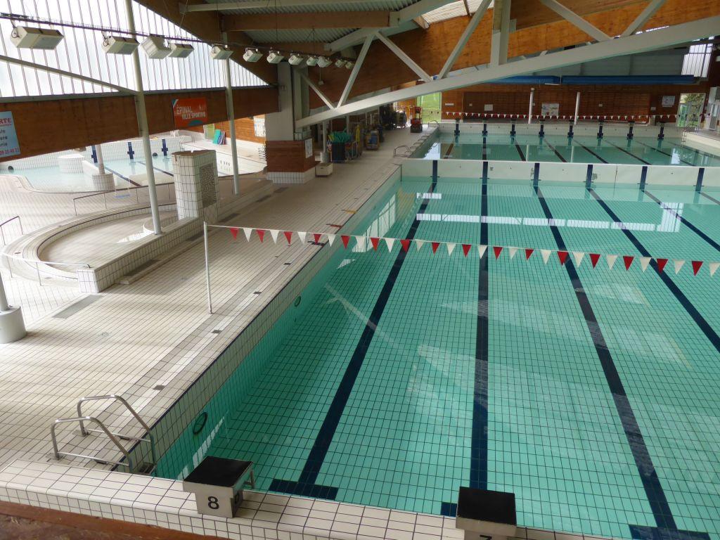 Epinal  La piscine olympique ferme pendant plus de 2 mois pour de gros travaux  Epinal infos