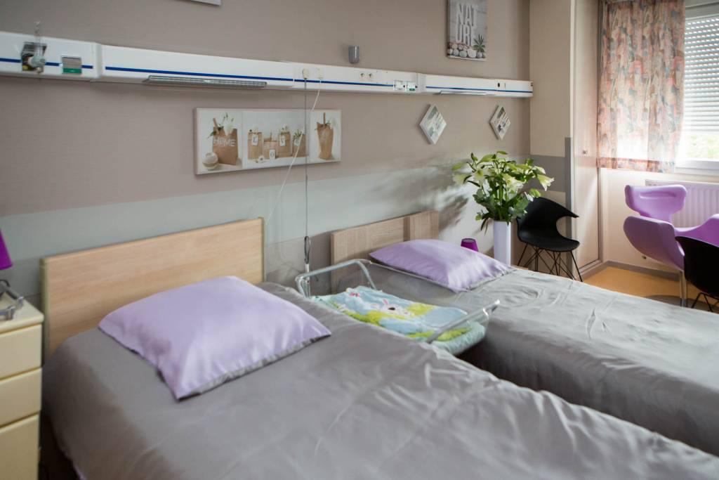 Un lit pour papa  la maternit lArcenCiel  Epinal infos