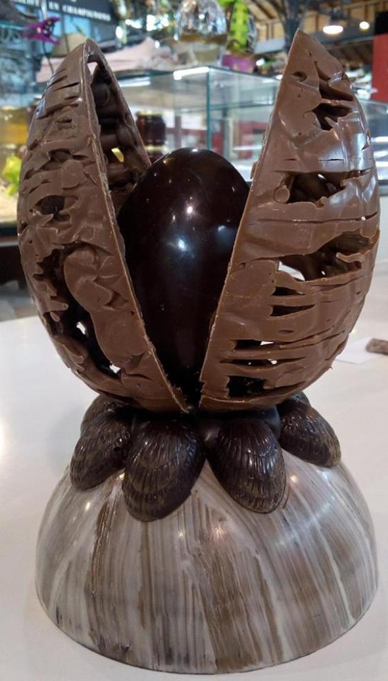 Une création réalisée par Emotions Cacao Daval