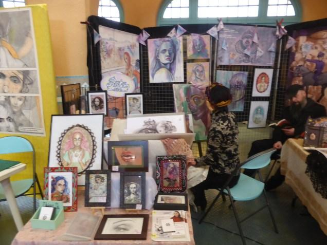 forum des métiers d'art et de la transmission des savoirs-capavenir-thaon (21)