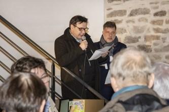Etienne Thery, directeur de l'ESAL