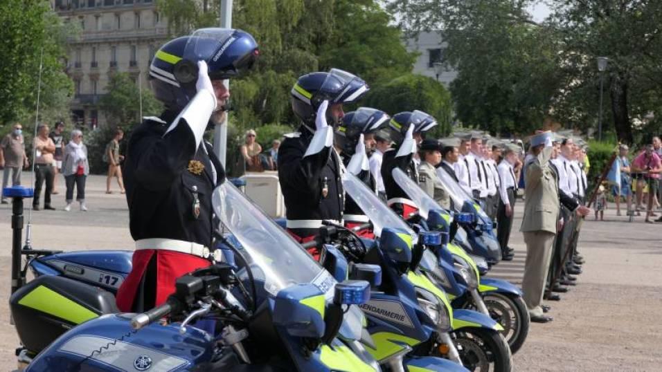 14 juillet régiment moto