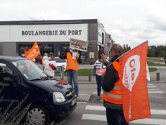 photos CFDT Vosges