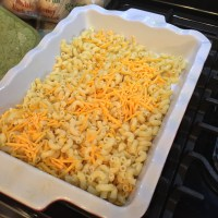 Miss Mary Mac's Tea Room Mac and Cheese