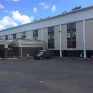 hapmton inn gainesville commercial painting