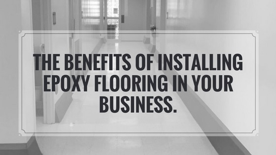 epoxy floors