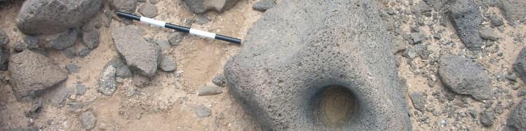 Bedrock mortar VII