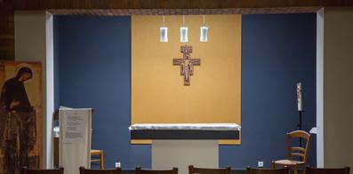messe en semaine à ND de Lourdes @ Chapelle Notre-Dame de Lourdes