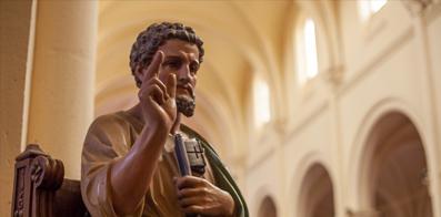 messe anticipée, samedi St-Pierre @ église Saint-Pierre | Croix | Hauts-de-France | France