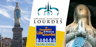 Train Jaune : Pèlerinage à Lourdes @ Lourdes