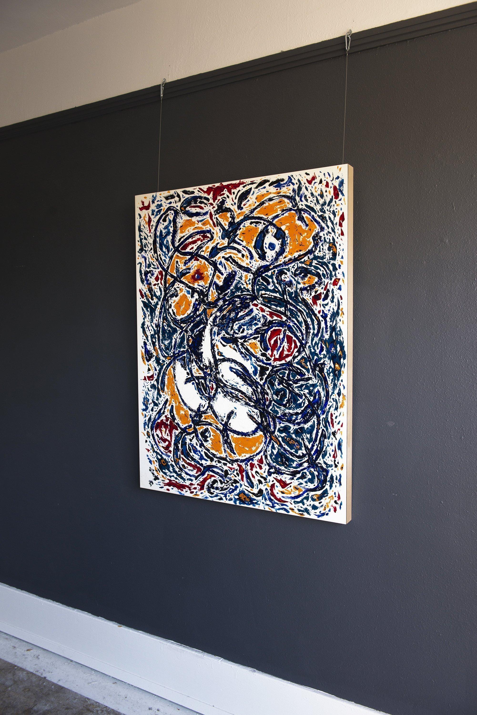 Aperture #3 - Wall