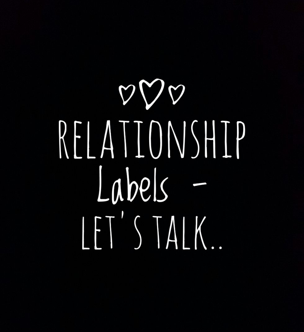 Relationship labels