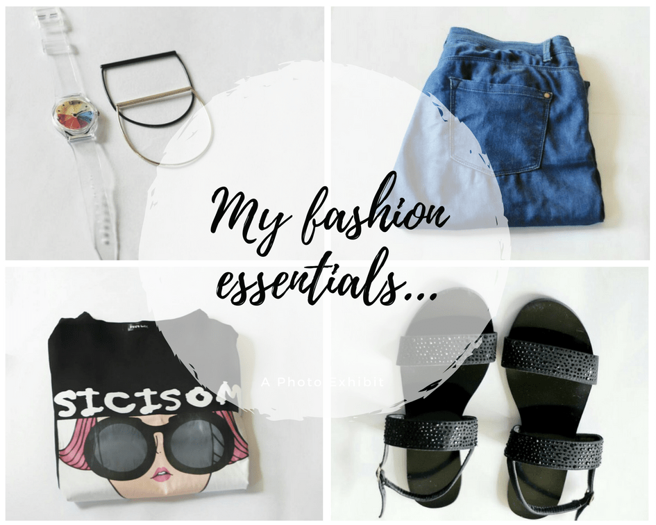 Fashion Essentials - Basic Everyday Needs