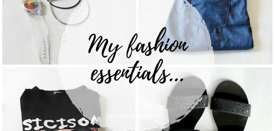 Fashion essentials