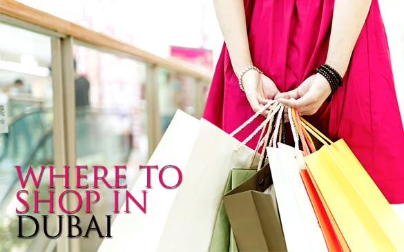 Dubai – Places You Can Shop
