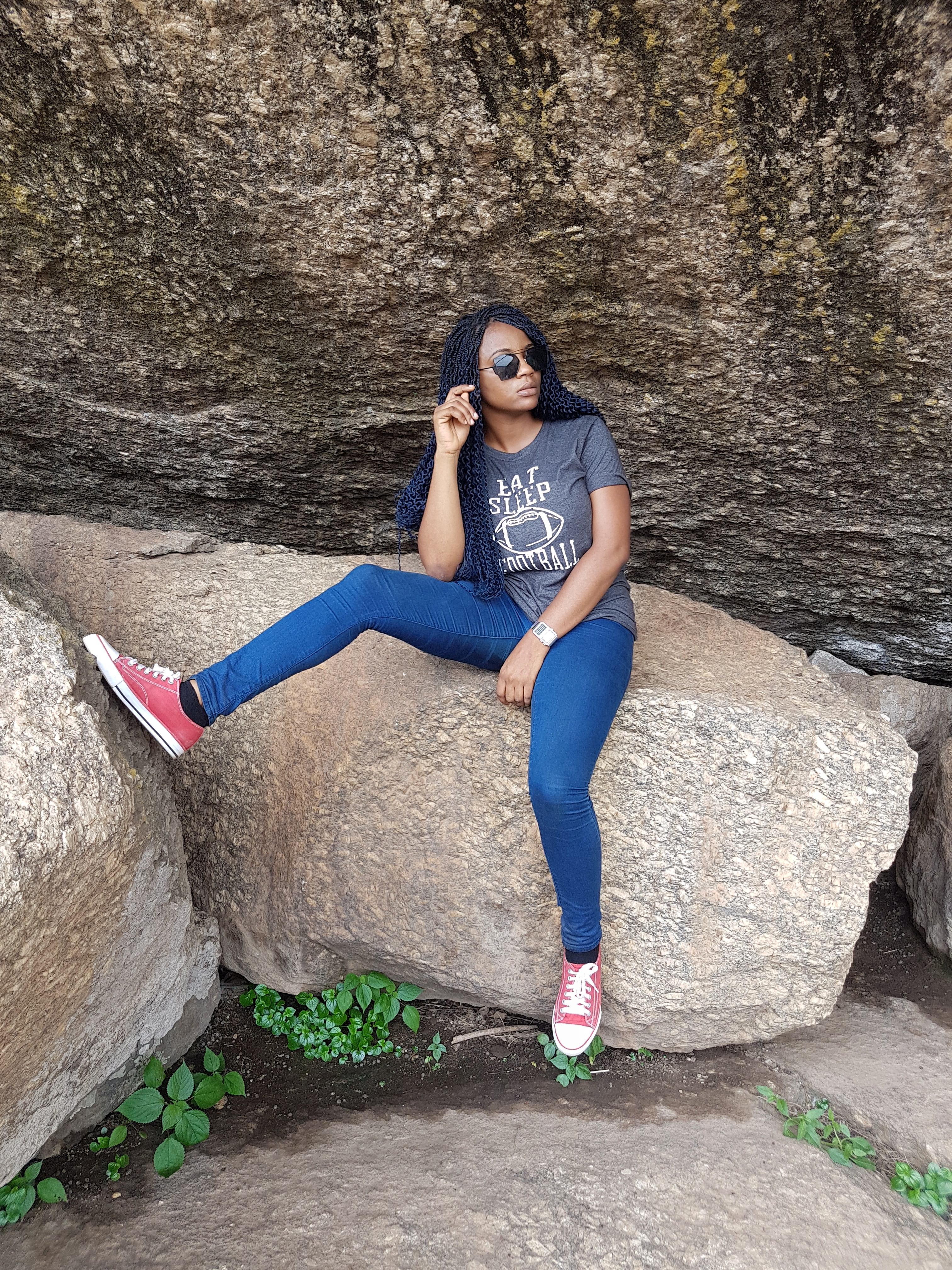 Olumo Rock (Abeokuta) – Road Trip With The Girls