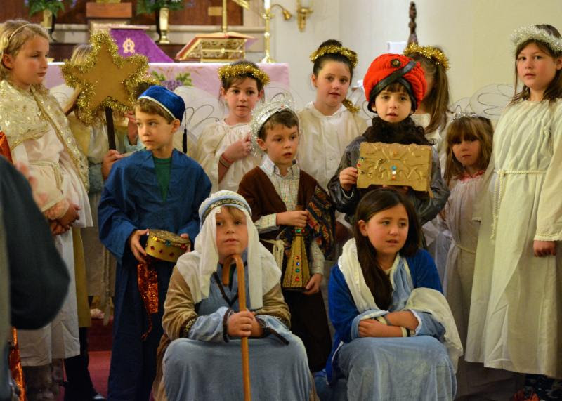 The Christmas Pageant.A Christmas Pageant Story Episcopal Church Of The Epiphany