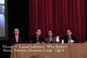 Causal Inference: Why Bother? Q