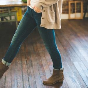 30代 ママ ファッション 「ダサ」と言われないジーンズのはき方